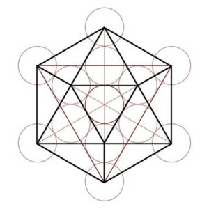 les 5 solides de Platon unifiés, chambre à tachyons