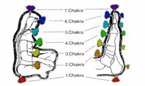 7 chakras et chambre à tachyons
